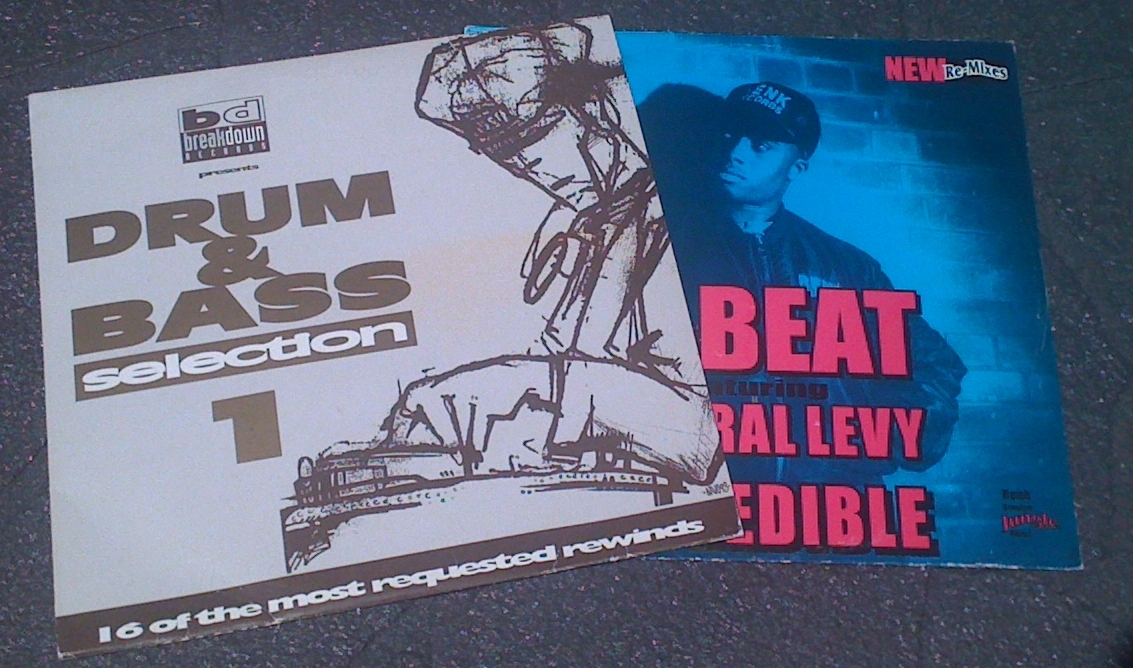 Old School Drum and Bass Records