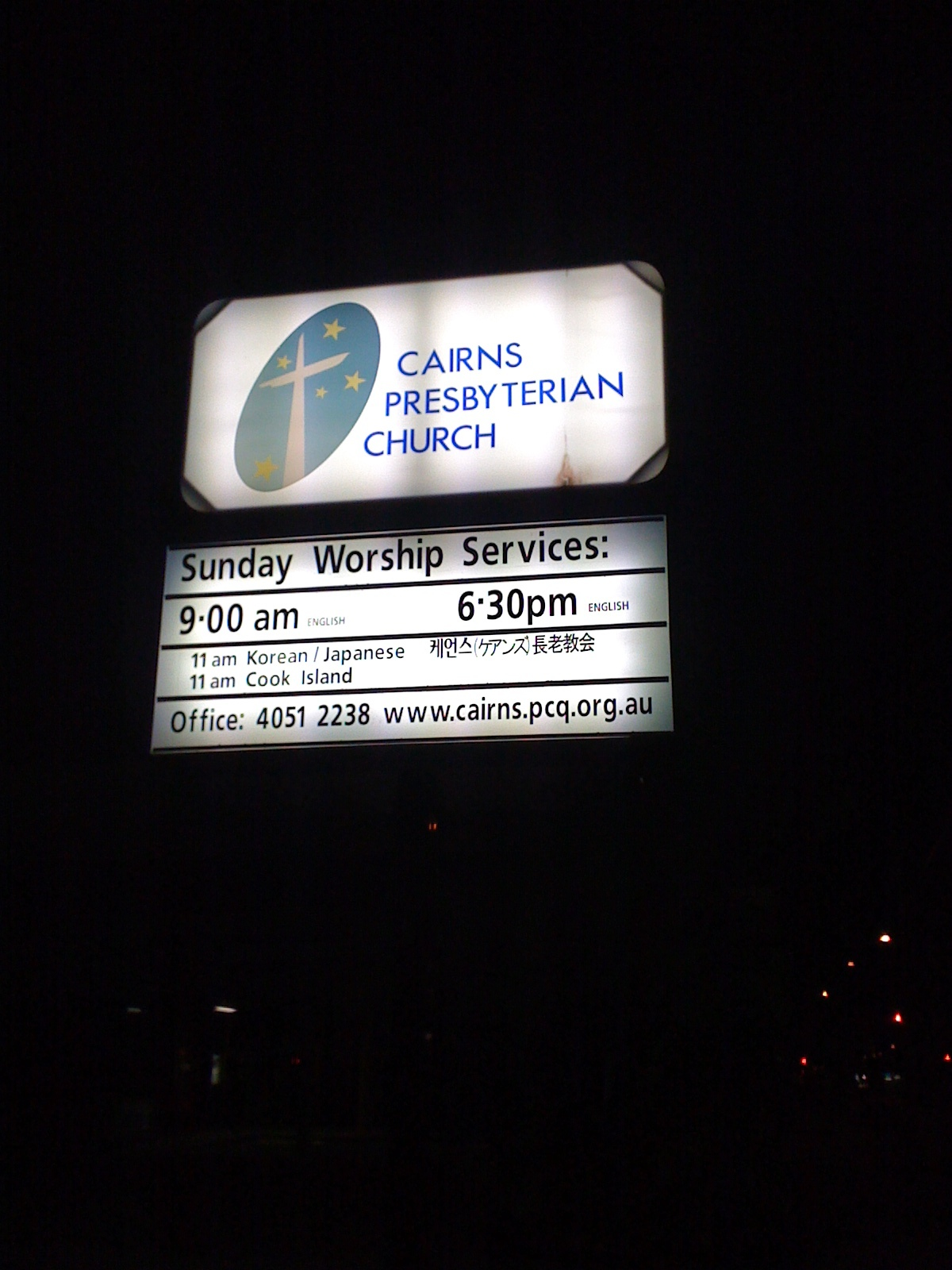 Another place you can meet Japanese and Korean girls in Cairns: go to church.