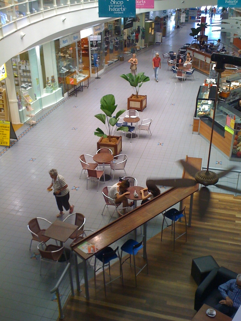 Orchid Plaza, the epicentre of the Japanese community in Cairns.