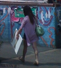 Korean Girls in Sydney -- Crowded World