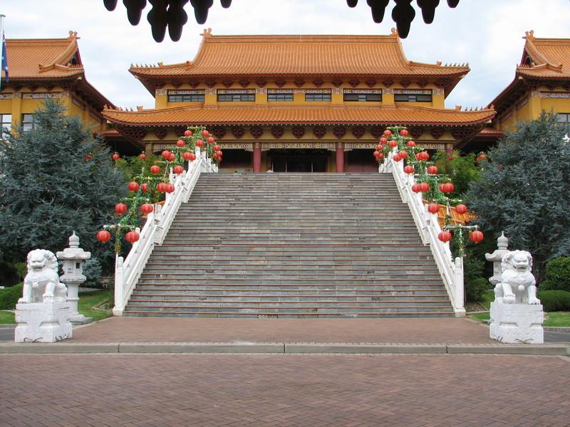 Nan Tien Buddhist Sanctuary, Wollongong, Australia