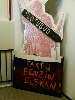 Taktu Bensin Elskan!