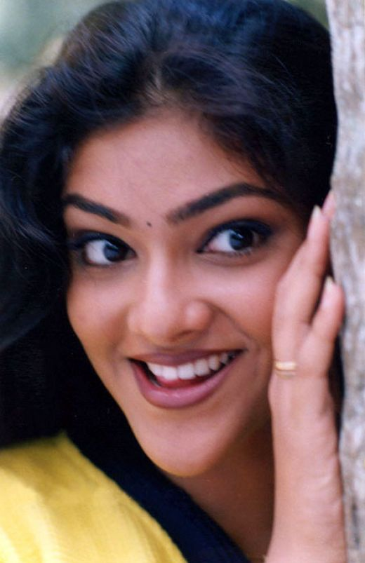 South Indian actress Abhirami