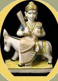 The Gods of Hinduism -- Shitala