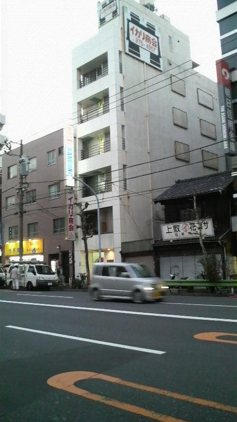 Hotel Bandung near Asakusa in Tokyo, Japan