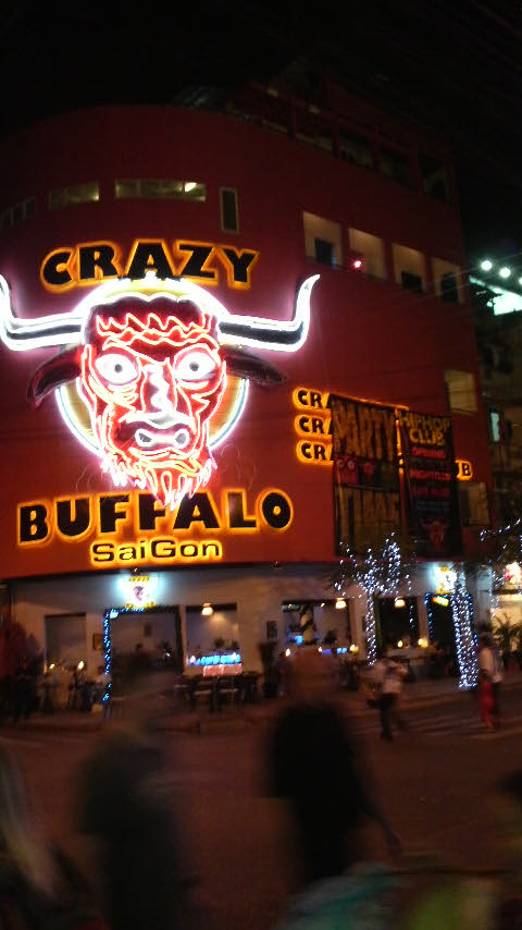 Crazy Buffalo nightclub and bar