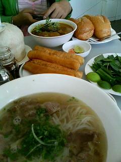 Pho 2000 restaurant near Ben Thanh Market, Ho Chi Minh City, Vietnam, 2007